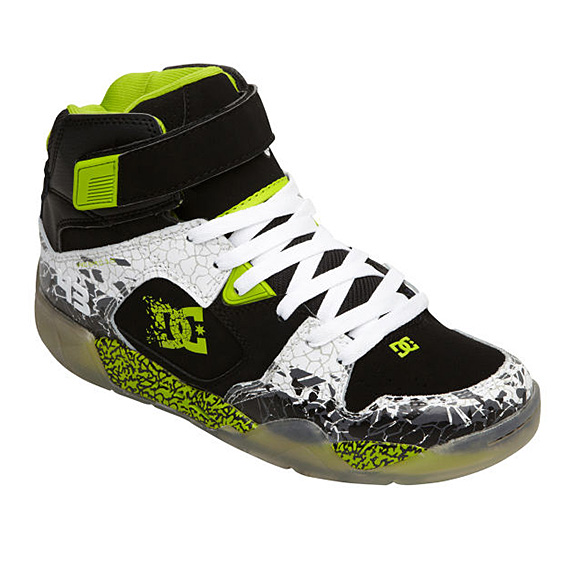 Dc Shoe Skate Soldes