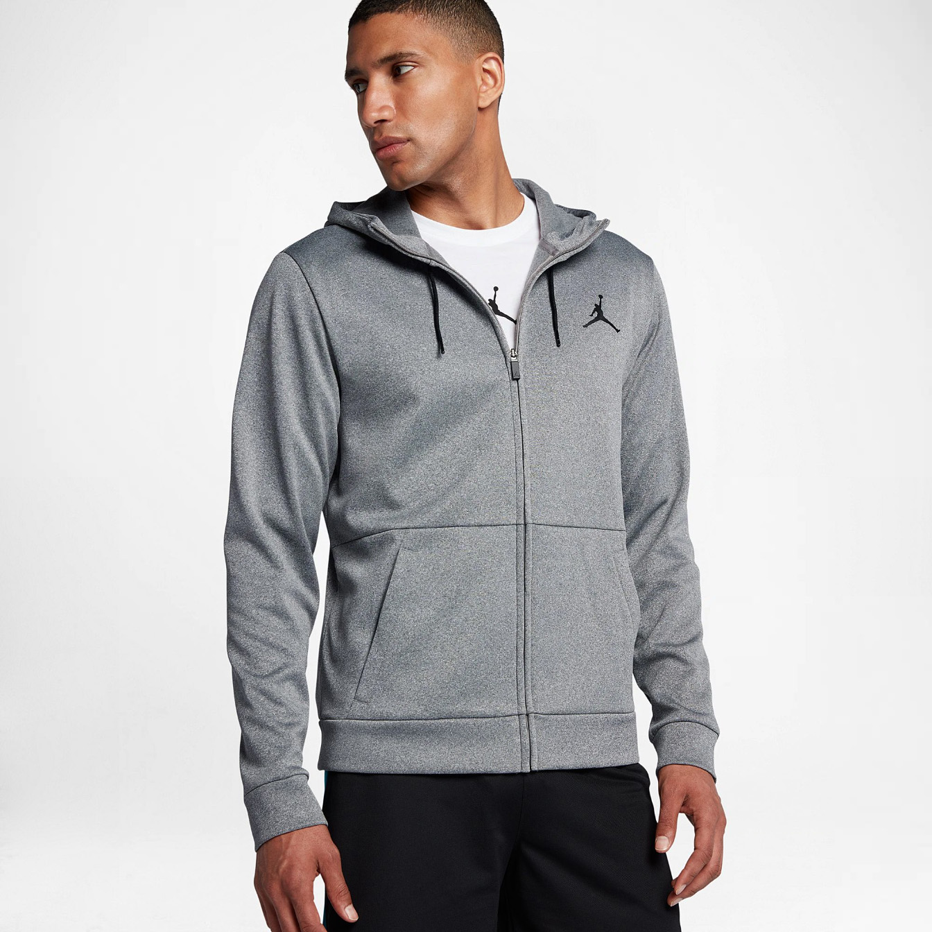 2da14c502c69 Details about JORDAN 23 Alpha Therma Full-Zip Hoodie Sweatshirt Sweat Shirt  jumper fleece air