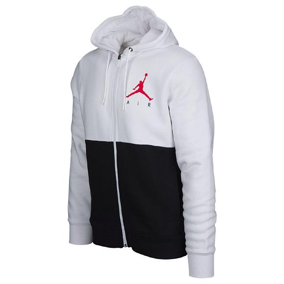 official photos 3953e 61444 JORDAN Jumpman Air Graphic Full Zip Hoodie Sweatshirt Sweat Shirt ...