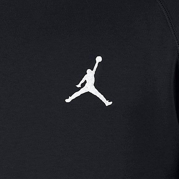 Détails sur Air jordan flight fleece crew sweat sweat shirt jumpman capuche pull afficher le titre d'origine