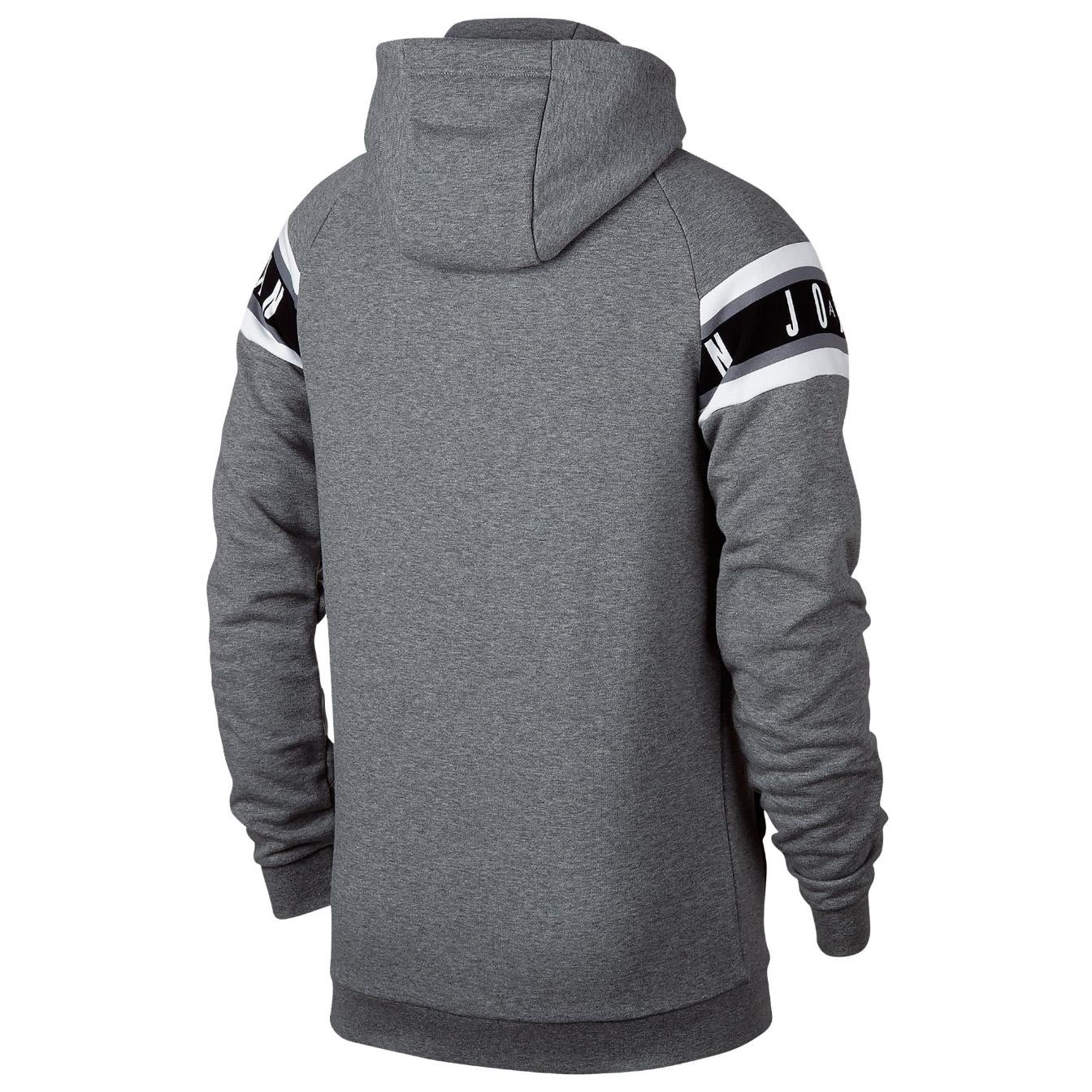 sale retailer 73834 cec3b Details about JORDAN Jumpman Air HBR Full-Zip Hoodie Sweatshirt Sweat Shirt  jumper fleece