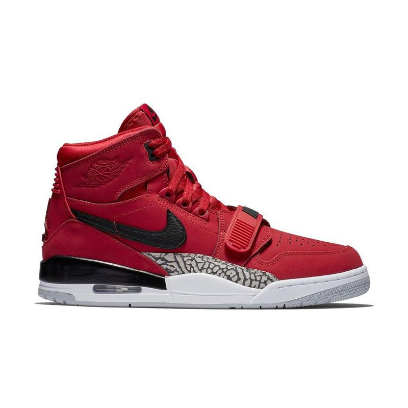 a1dc4231b2dc73 JORDAN Legacy 312 Black Cement Shoes Trainers Sneakers Air AJ ...