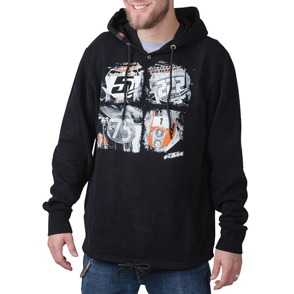 ktm plates hoodie motocross mx hoody sweatshirt jacke. Black Bedroom Furniture Sets. Home Design Ideas