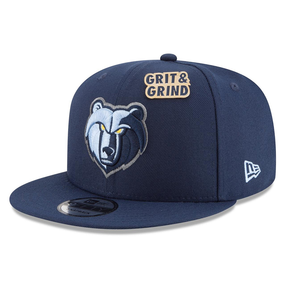 info for a6c29 0b187 Details about NEW ERA 9FIFTY Draft On Stage Memphis Grizzlies Snapback Hat  Cap NBA with Pin