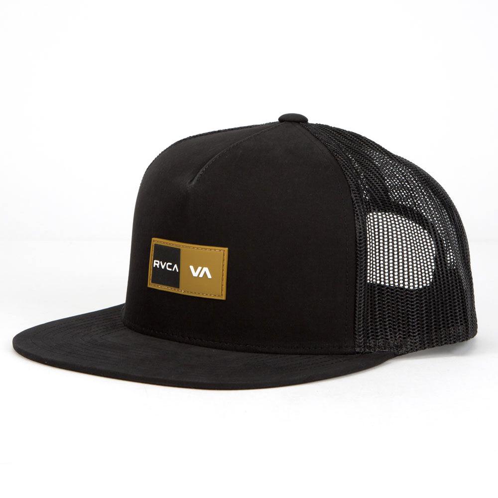 buy good dirt cheap shop RVCA Balance Trucker Snapback Hat Cap Skate Surf ruca VA All the ...